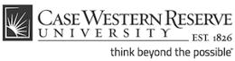 Case western reserve university logo - small gray