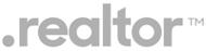 realtor logo - small gray