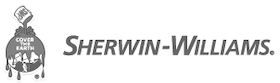 sherwin-williams gray small logo