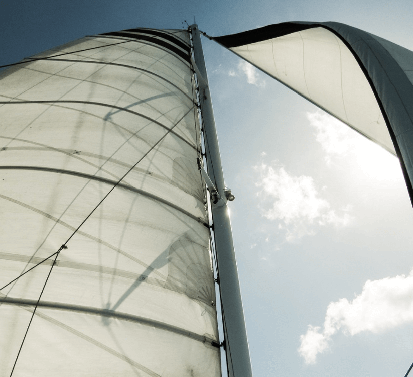 transformations - sails for boat