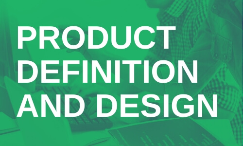 Training Class - Product Definition and Design