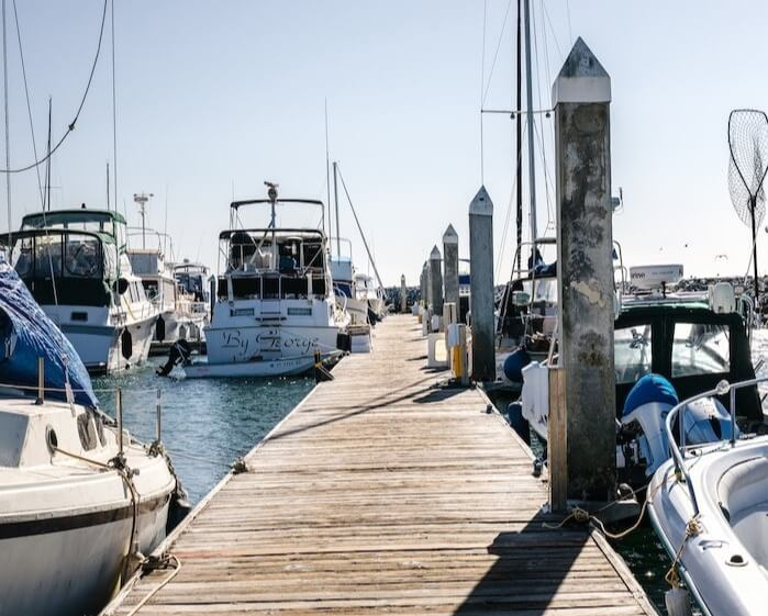 Transformations - dock with boats - Assess your starting point